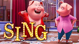 Sing (2016) on Netflix in Taiwan