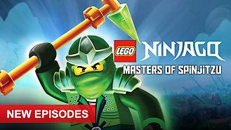LEGO Ninjago: Masters of Spinjitzu (2011) on Netflix in New Zealand