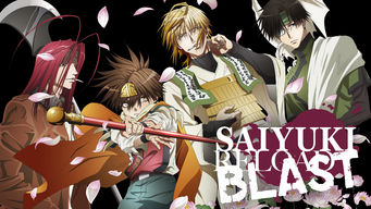Saiyuki Reload Blast: Season 1