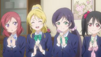 Is Love Live! School Idol Project: Season 2: Episode 8 on