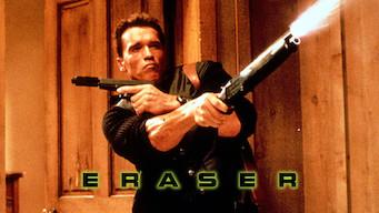Is Eraser 1996 On Netflix Egypt