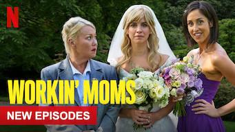 Is Workin' Moms: Season 2 (2018) on Netflix Mexico