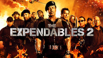 Is The Expendables 2 2012 On Netflix Israel
