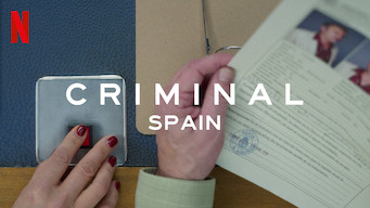 Criminal: Spain: Season 1