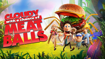 Is Cloudy With A Chance Of Meatballs 2009 On Netflix Italy