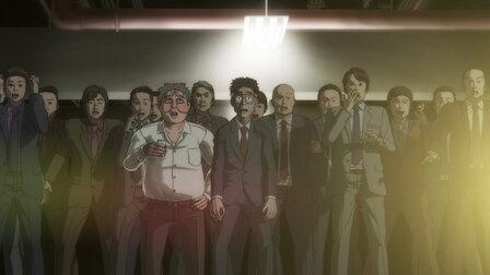 觀賞強者。第 1 季第 3 集。