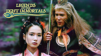 Legends Of The Eight Immortals: Legends Of The Eight Immortals