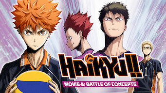 Haikyu!! Movie 4: Battle of Concepts
