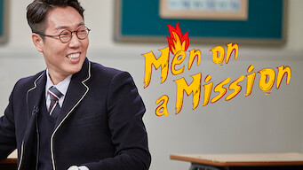 Men on a Mission: 2020