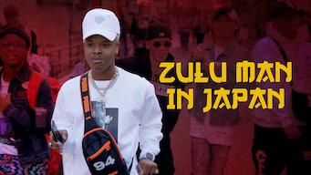 Zulu Man in Japan