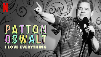 Patton Oswalt: I Love Everything: Special