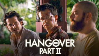 Is The Hangover Part Ii 2011 On Netflix Italy