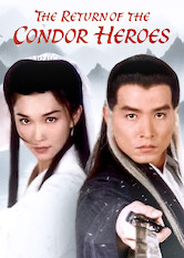 Search netflix The Return of the Condor Heroes