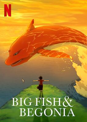 Big Fish and Begonia